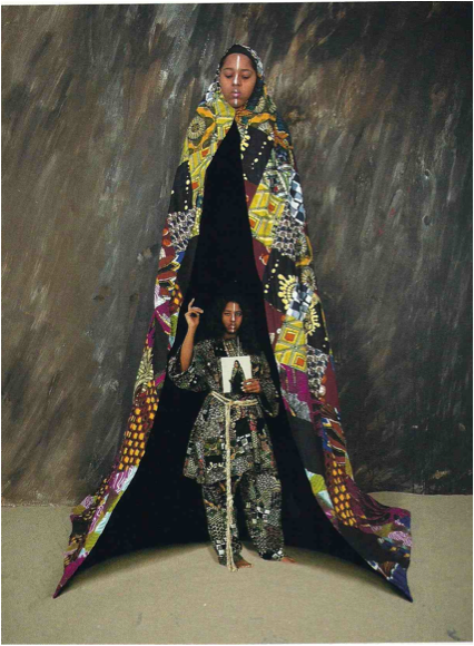 Binah, 2004, Lambda print