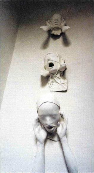 Fathimas, 2002, resin