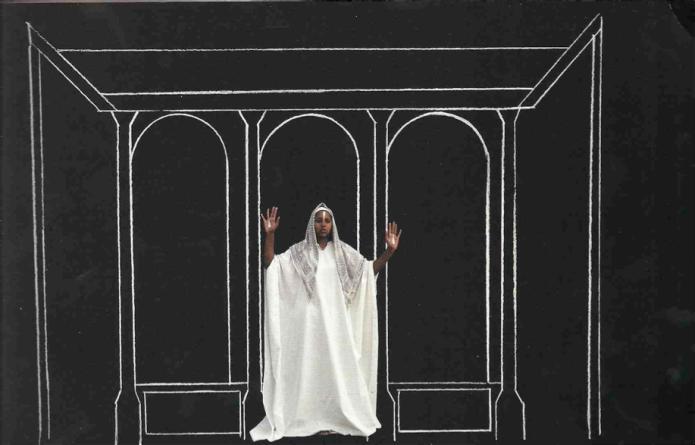 Predicazione, 2005, Lambda print