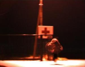 Laura Waddington, Border (27 min. Digibeta PAL, colour, stereo), 2004. Video still.
