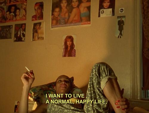 Octavia St. Laurent, Paris is Burning, Jennie Livingston (71 min. color, sound), 1990