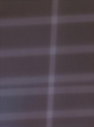 Transparency (Negative) [Kodak Portra 400NC Em. No. 4071: November 26 – December 2, 2007 LAX/ORD ORD/LGA LGA/ORD], Epson Ultrachrome K3 archival inkjet print on Museo Silver Rag paper, 2011, 44 x 59 1/2 inches.