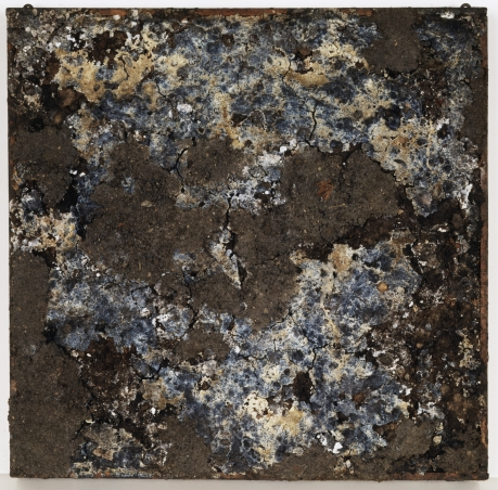 Figure 1: Robert Rauschenberg, Dirt Painting (for John Cage), ca. 1953 Dirt and mold in wood box 15 1/2 x 16 x 2 1/2 inches (39.4 x 40.6 x 6.4 cm) Robert Rauschenberg Foundation Art © Robert Rauschenberg Foundation/Licensed by VAGA, New York, NY