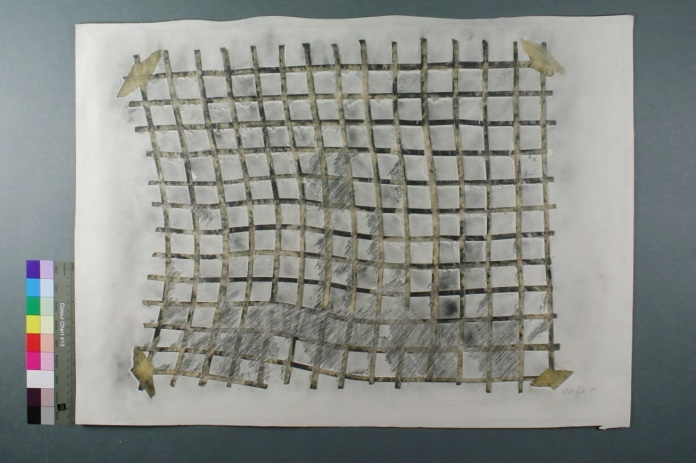 Fig. 10: Untitled (1973) after treatment.